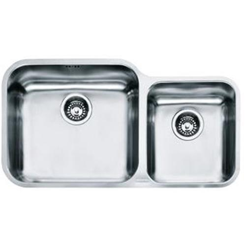 FRANKE Sottotop GAX 120 Satin Stainless Steel Sink