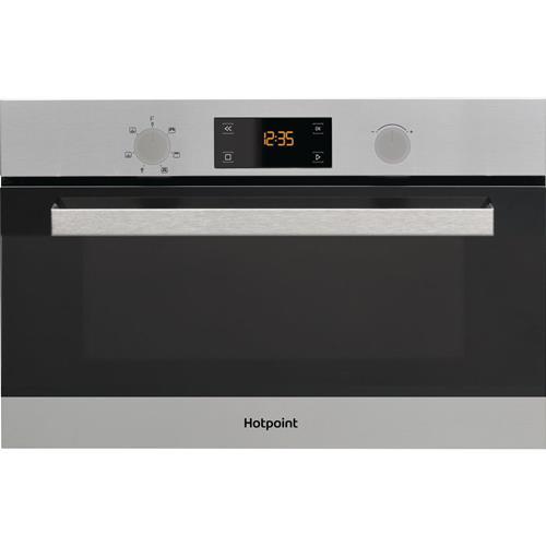 Ariston Microwave Oven: Hotpoint Ariston MD 344 IX HA Microwave Oven