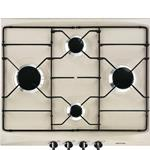 Smeg S264AV2 hob Beige Built-in Gas 4 zone(s)
